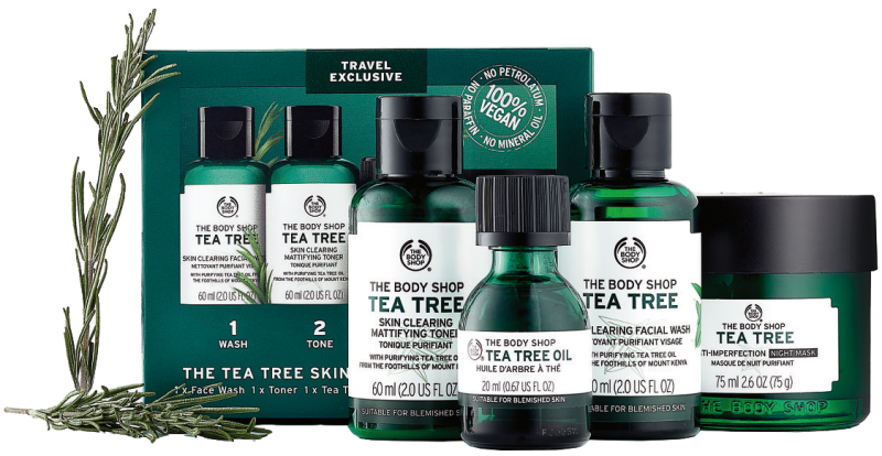 The Body Shop The Body Shop Tea Tree Skin Clearing